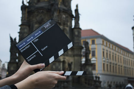 le cinéma voyage en action