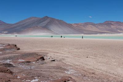 l'Amérique du sud et ses lacs surprenants
